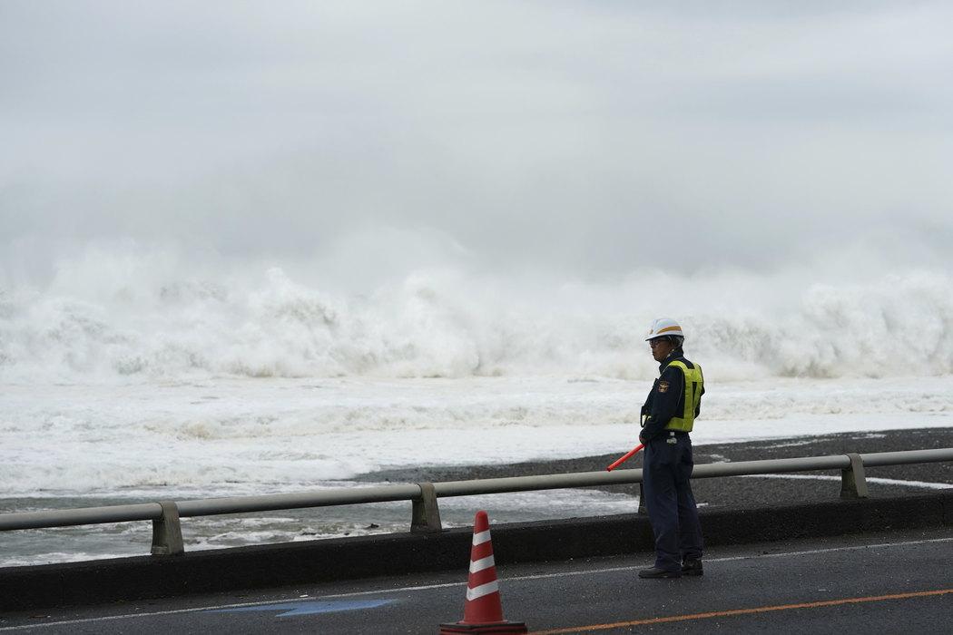 Japan: U naletu tajfuna 35 mrtvih, 17 nestalih