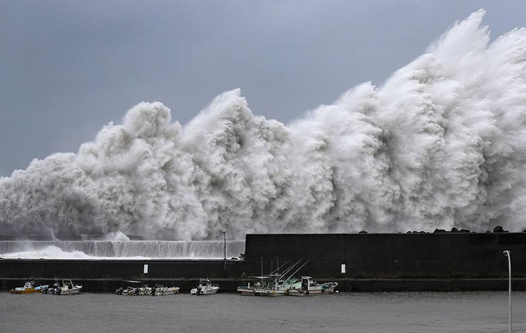 Broje se žrtve tajfuna: 70 mrtvih, 15 se vodi kao nestalo