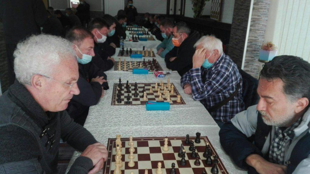 Počelo takmičenje u šahu za KUP Kosova i Metohije