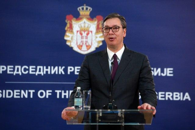 Vučić od utorka u zvaničnoj poseti Atini