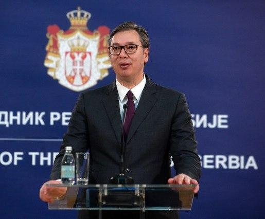 Vučić čestitao Bajdenu:  Za jačanje političkog dijaloga i ekonomske saradnje