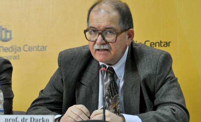 Tanasković: Matematički male šanse da Kosovo bude primljeno u Unesko