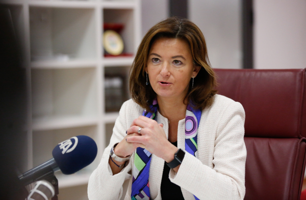 Fajon: Za uspeh dijaloga Priština mora da ukine uvećane takse