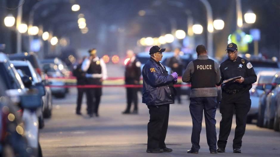 U pucnjavi u Čikagu ranjeno 13 ljudi