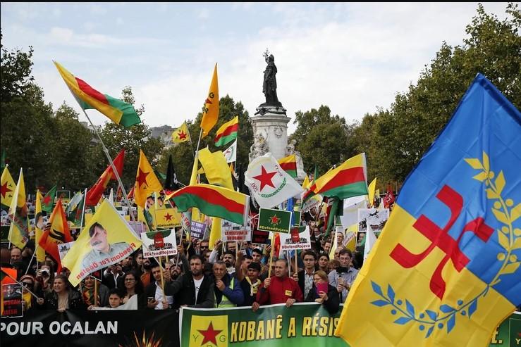 Protesti širom Evrope zbog napada Turske u Siriji