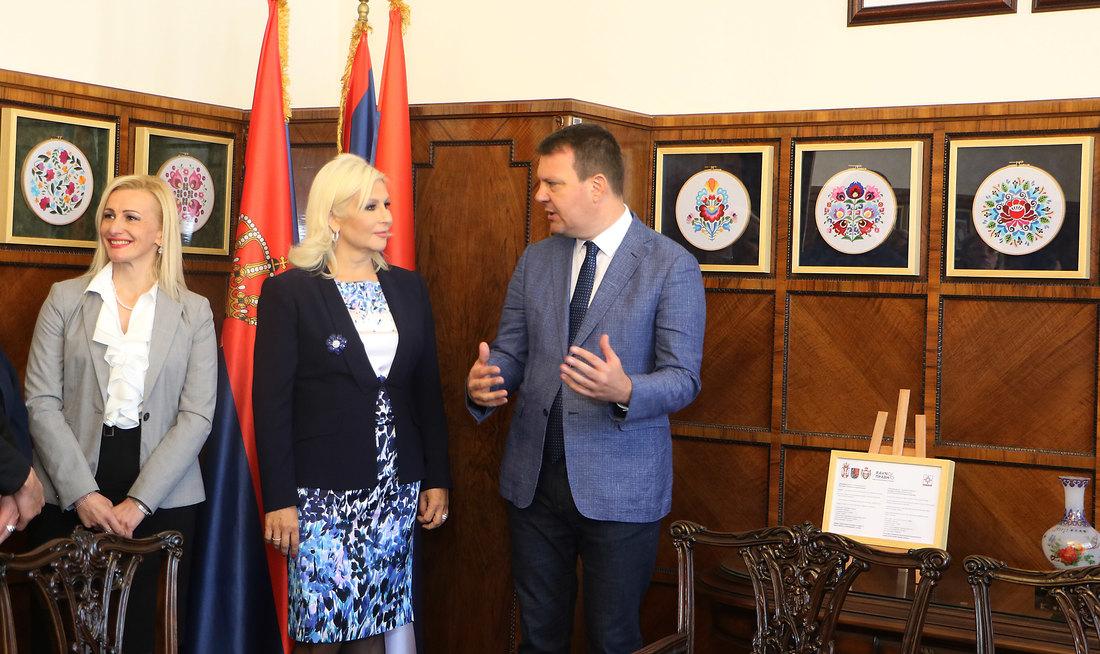 Počinju završni razgovori o komercijalnom ugovoru za Fruškogorski koridor