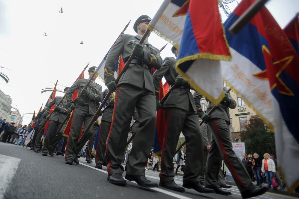 Beograd obeležava 75. godina oslobođenja