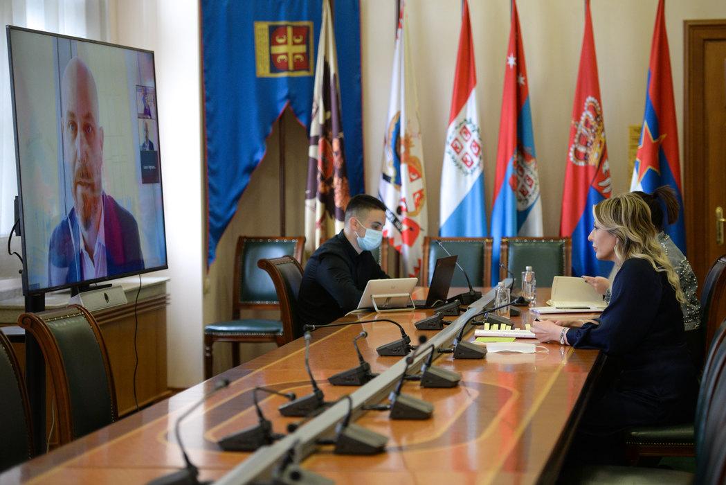 Joksimović i Bilčik o reformama i pristupnom procesu