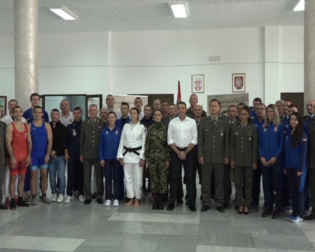 Vulin: Vojska Srbije uvek ide na pobedu