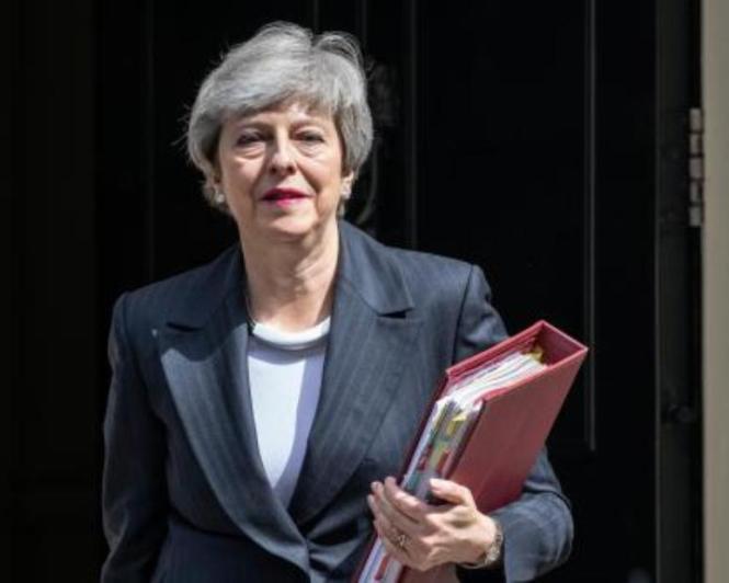 Tajms: Tereza Mej u petak podnosi ostavku