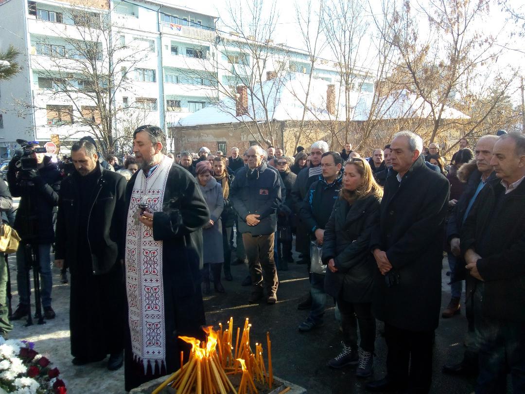 K. Mitrovica: Jednogodišnji pomen ubijenom Oliveru Ivanoviću