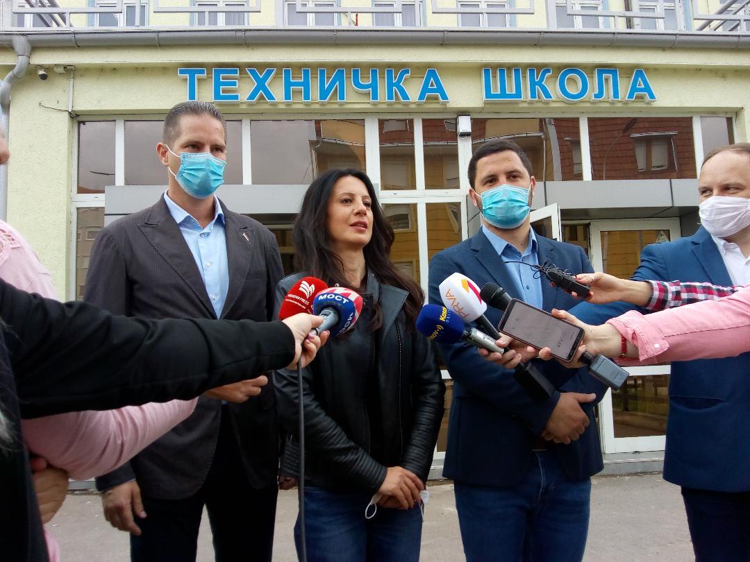 Kandidati za poslanike u Skupštini Srbije: Srbija danas glasa za budućnost