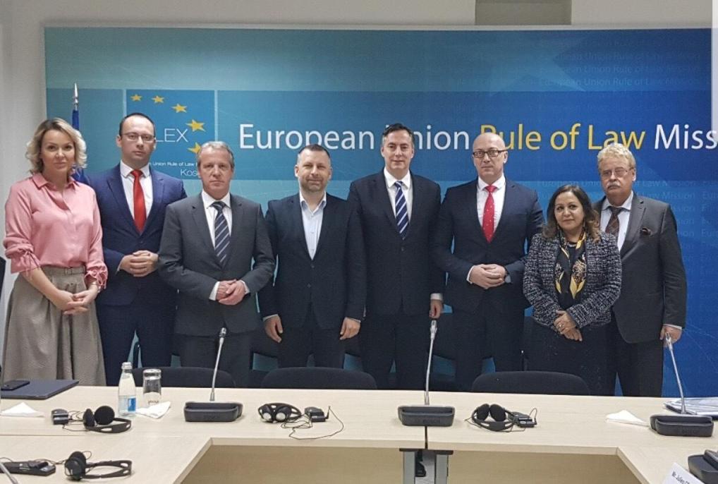 Predstavnici Srpske liste sa Mekalisterom o položaju Srba na KiM, taksama, dijalogu