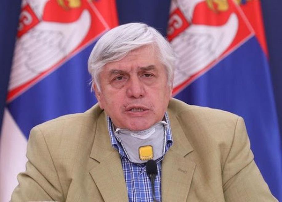 Tiodorović: Drugi talas krajem godine, Srbija spremna