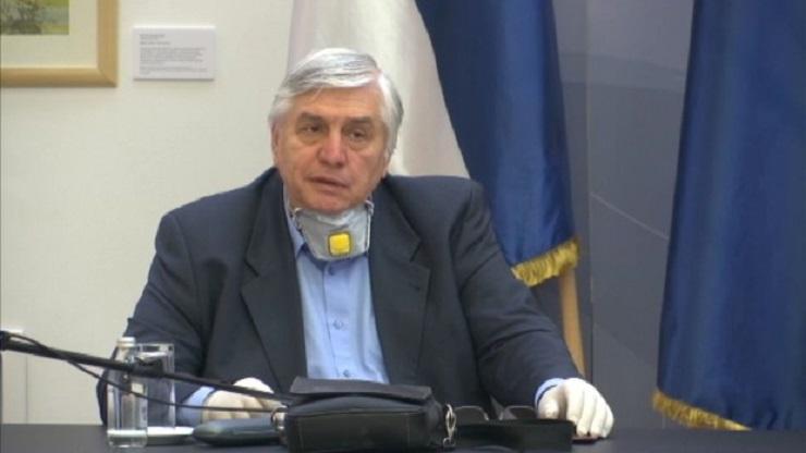 Tiodorović: Realno očekivati porast obolelih od kovid-19