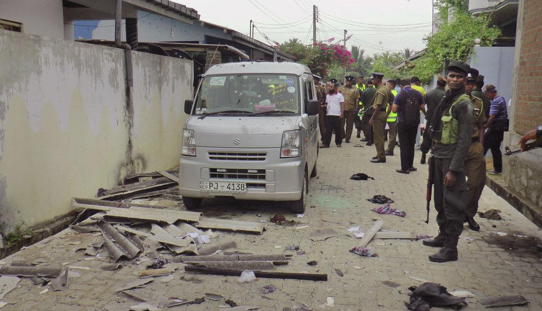 Šri Lanka: Ekstremisti se digli u vazduh u toku racije