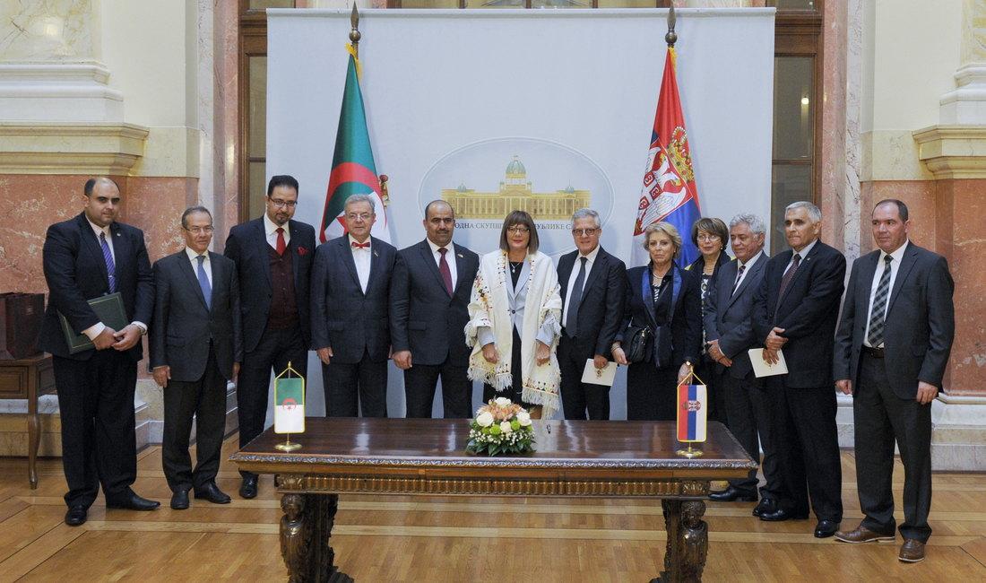 Gojković se s predsednicima parlamenata u okviru IPU
