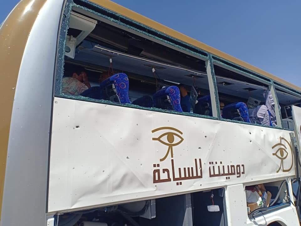 Eksplozija kod egipatskih piramida, povređeni turisti