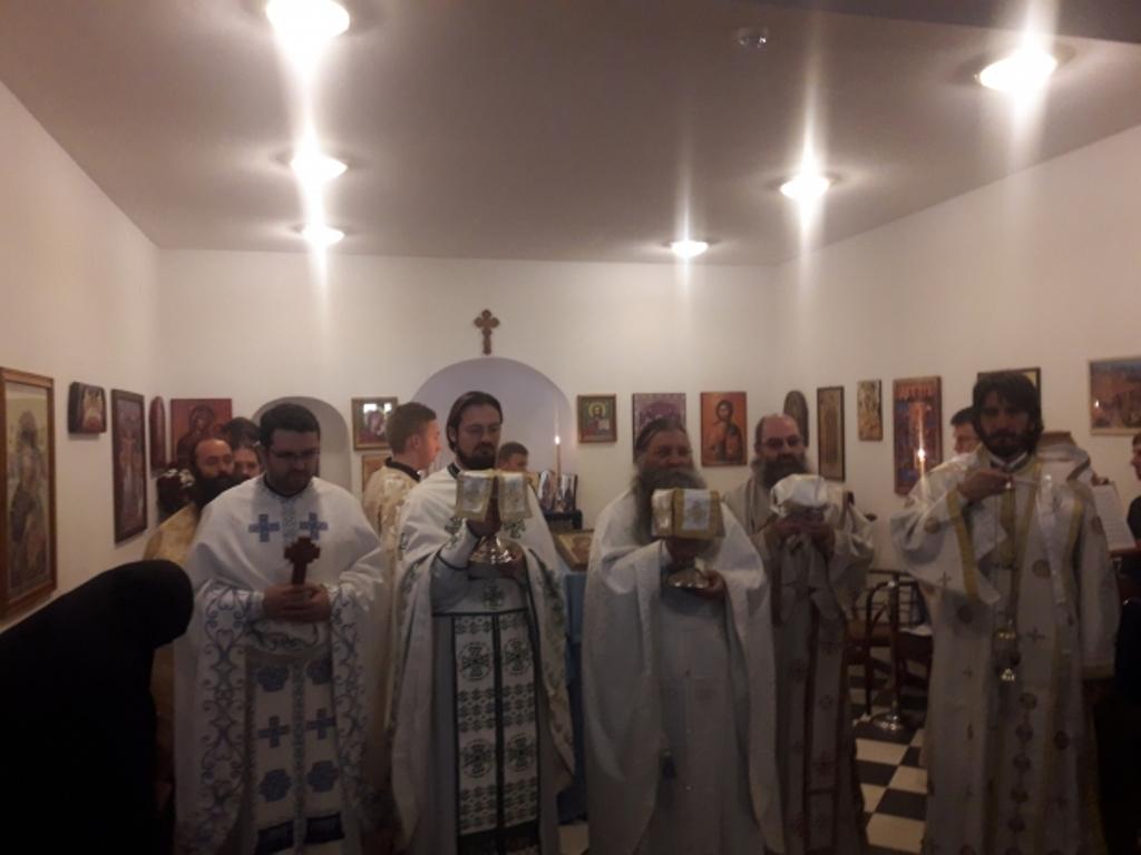 Aranđelovdan obeležen u manastiru Svetih Arhangela kod Prizrena