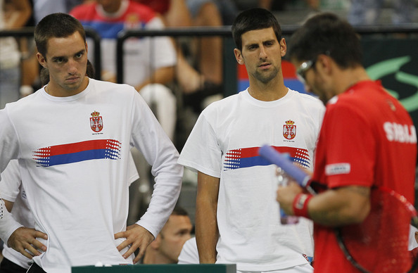 Poraz Srbije posle drame, Rusija u polufinalu Dejvis kupa