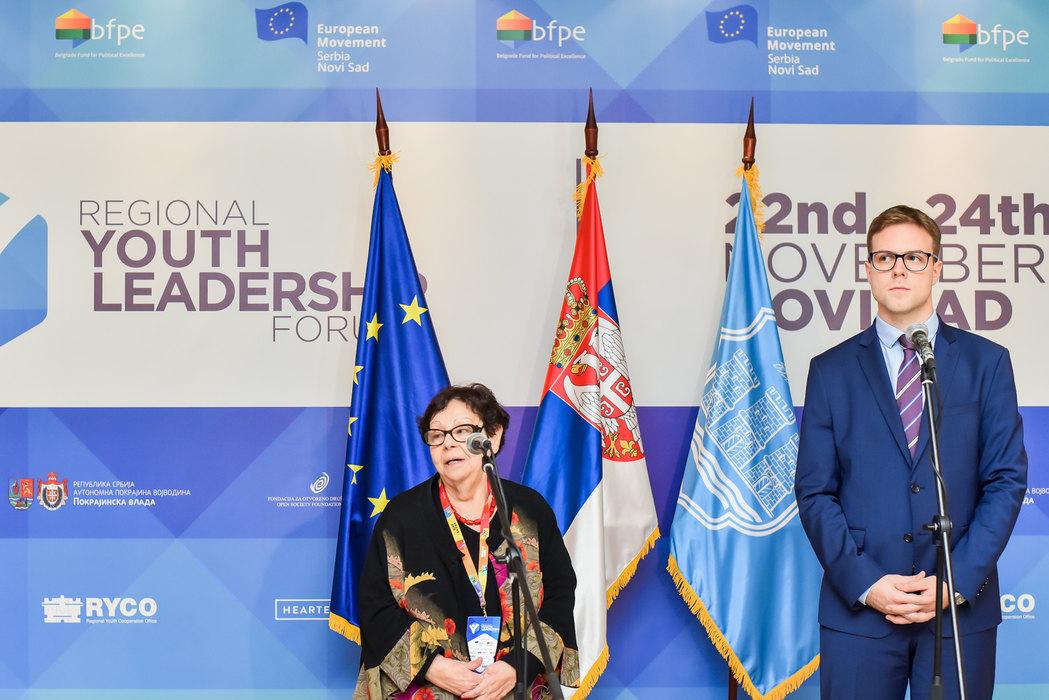 Počeo 4. Regionalni forum mladih lidera: Budućnost Zapadnog Balkana leži u mladima