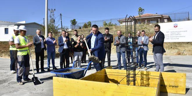 U Gračanici počela izgradnja nove admnistrativne zgrade