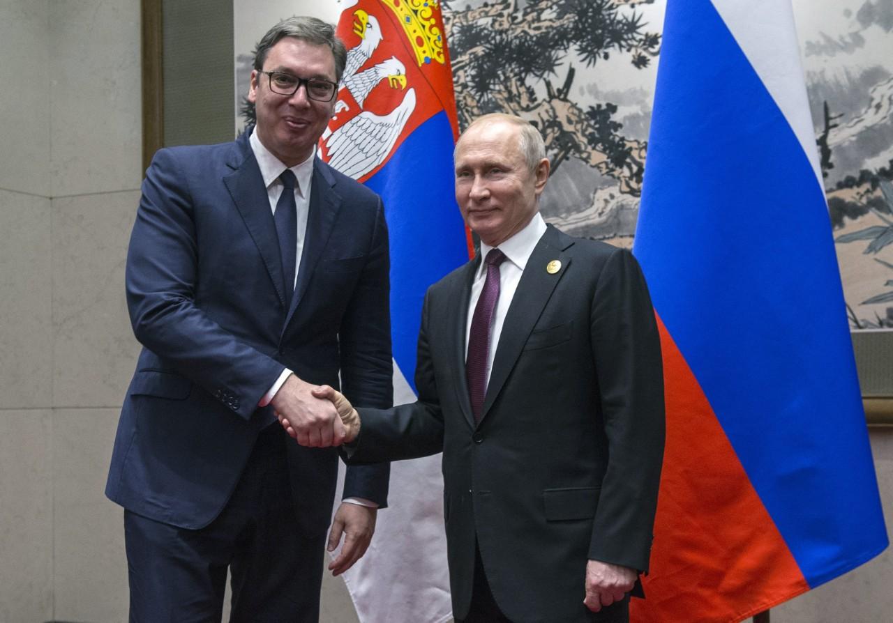 Vučić sutra sa Putinom u Sočiju