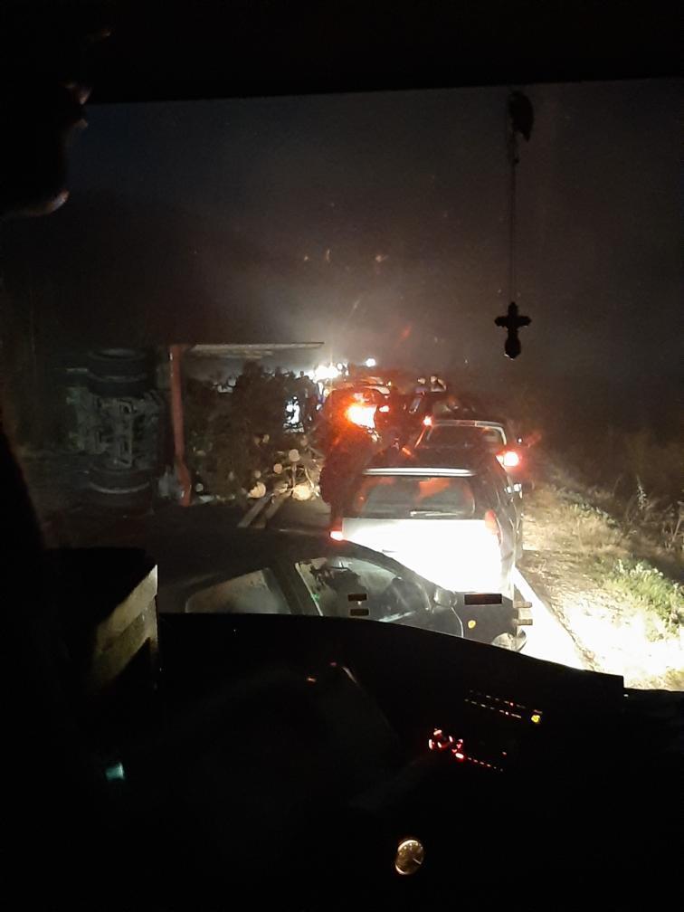 Otežan saobraćaj na putu K.Mitrovica – Leposavić