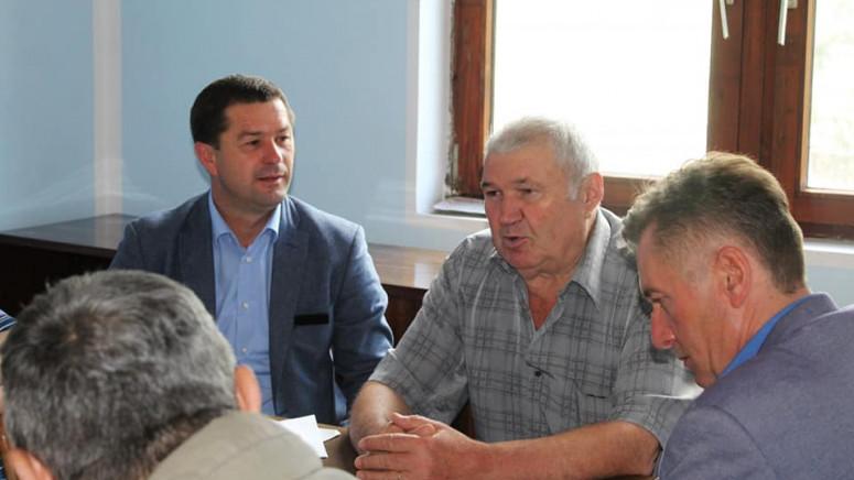 Todić sa penzionerima u Leposaviću, podrška listi