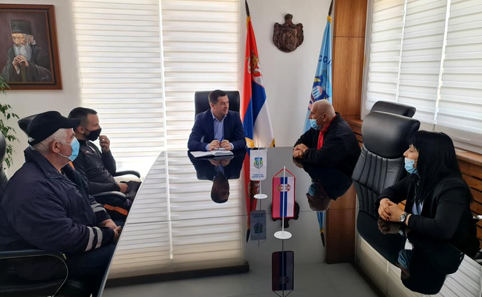 Todić: Razgovor sa stanovnicima prilika za upoznavanje sa problemima i potrebama