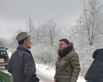 Todosijević u poseti selima Rudine, Izvori i Jankov Potok