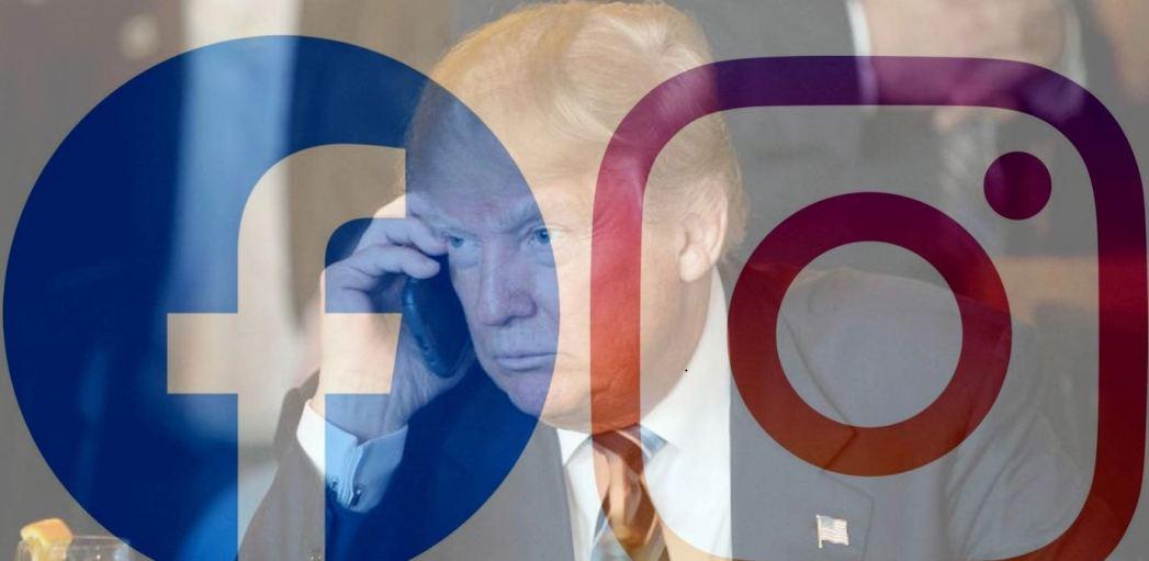 Fejsbuk i Instagram produžili zabranu Trampu još dve nedelje