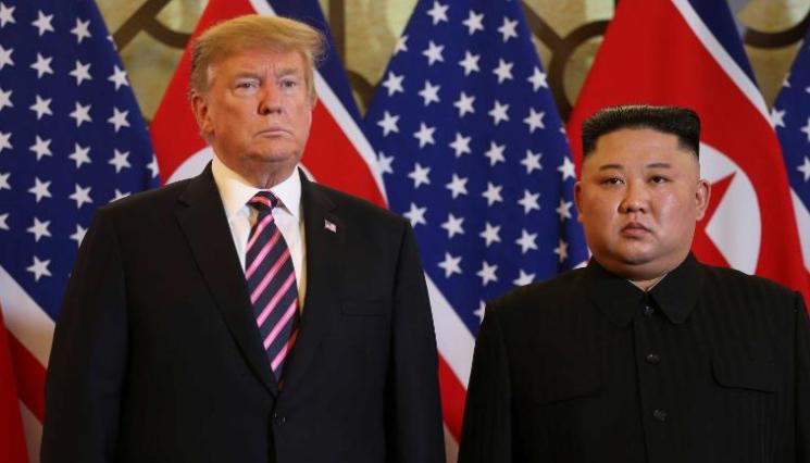 Bez dogovora na samitu Trampa i Kima