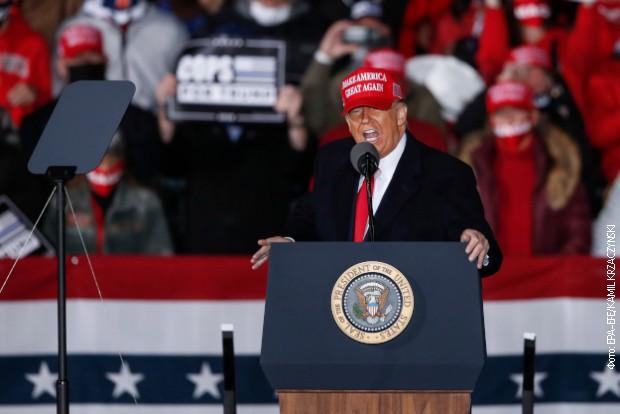 Tramp: Bajden je najgori predsednički kandidat u istoriji