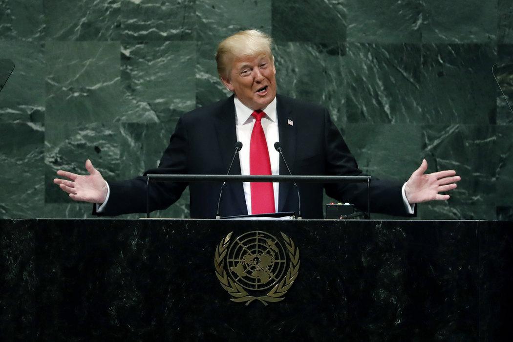 Tramp odobrio nove sankcije, meta ajatolah Hamnei