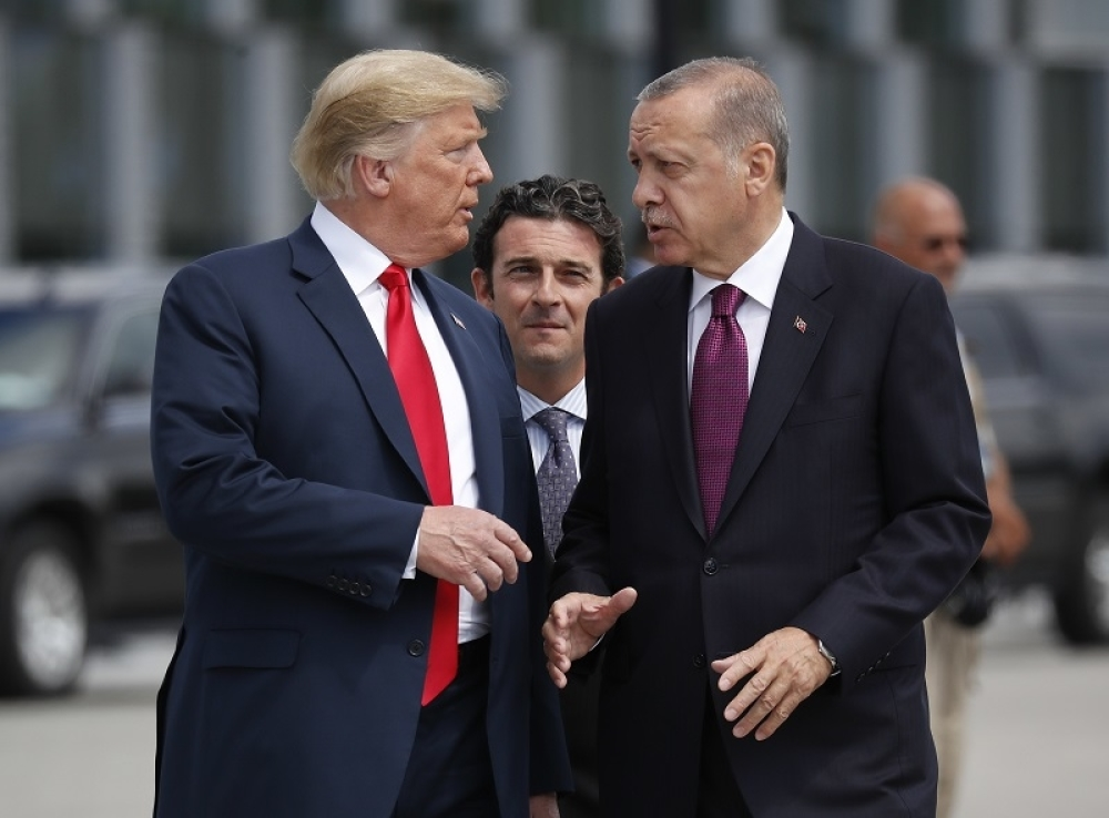 Tramp i Erdogan za nastavak saradnje