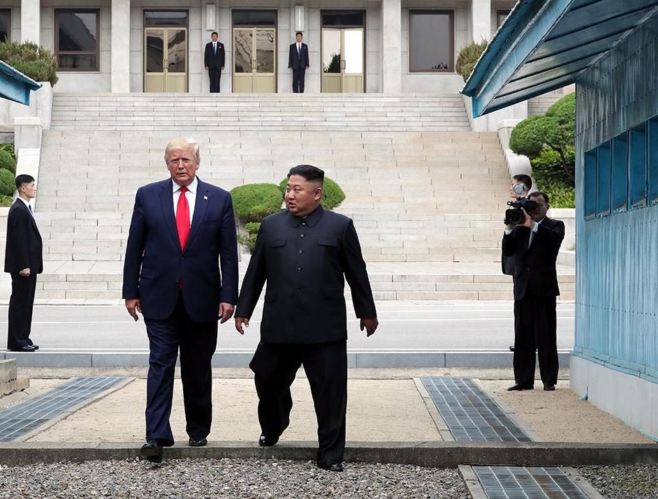 Tramp: Znam kako je Kim, ali ne mogu o tome sada da govorim
