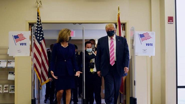 Tramp: Glasao sam na izborima za tipa koji se zove Tramp
