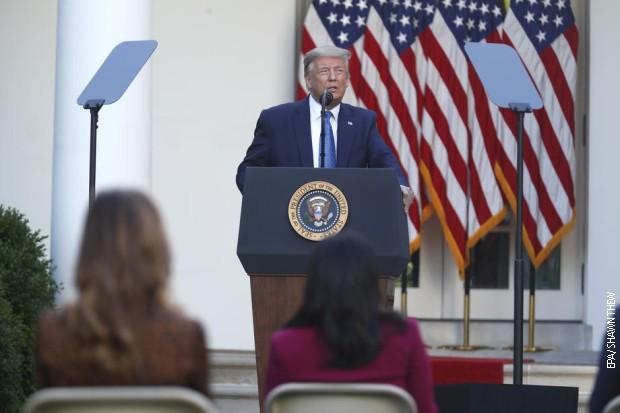 Tramp objavio mobilizaciju vojske u SAD da zaustavi nasilje
