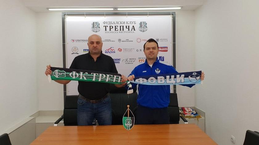 Poslovno-tehnička saradnja  FK Trepča i OFK Dif iz Kosovske Mitrovice