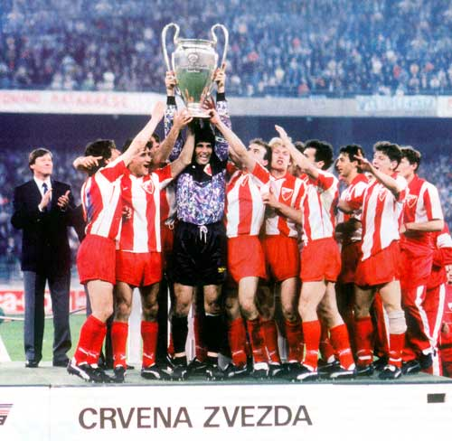 Trofej prvaka sveta stigao na stadion Crvene zvezde