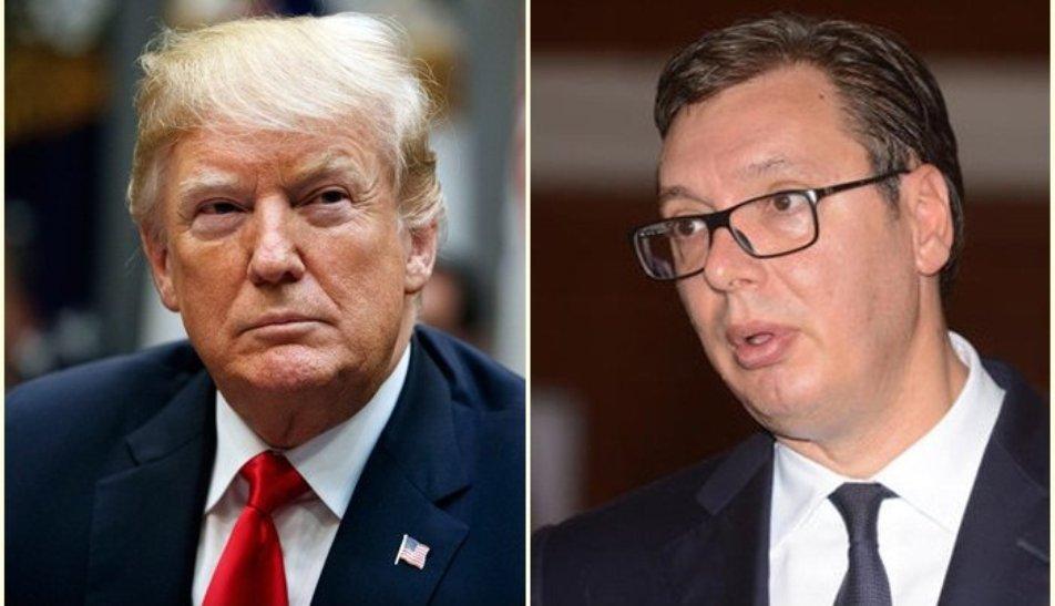 Njujork tajms objavio ispravku: Vučić se ne sastaje sa Trampom