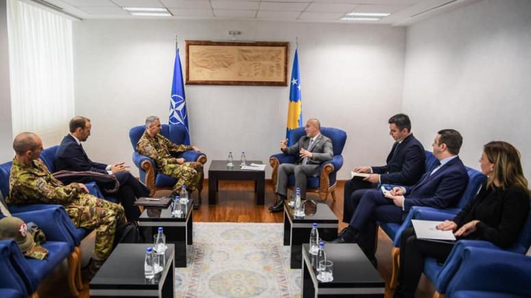 Haradinaj: Bezbednosna situacija na Kosovu stabilna