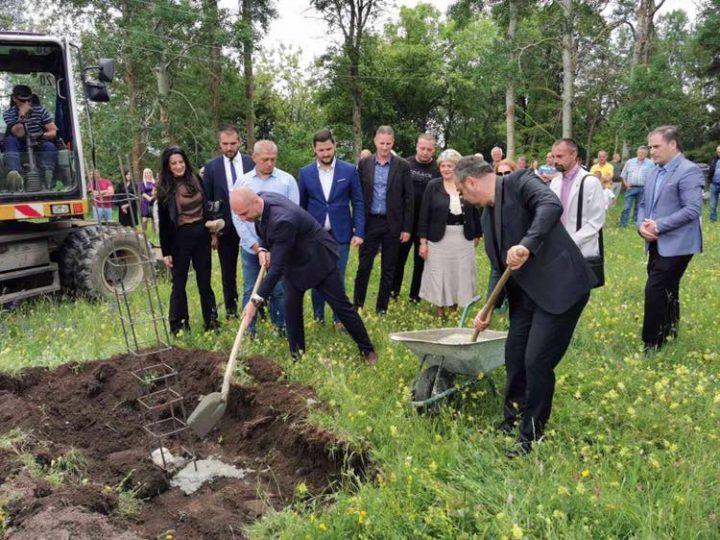 Zubin Potok: Počela izgradnja nove škole u selu Dren