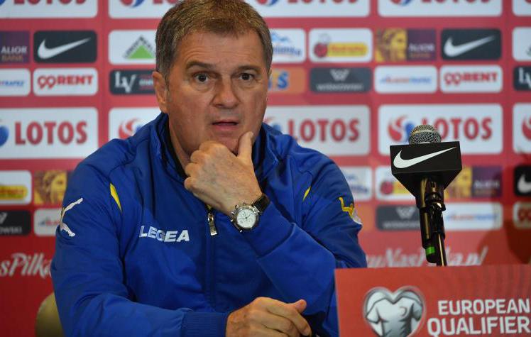 Tumbaković ne vodi Crnu Goru protiv Kosova, ne igraju Ivanić i Stojković