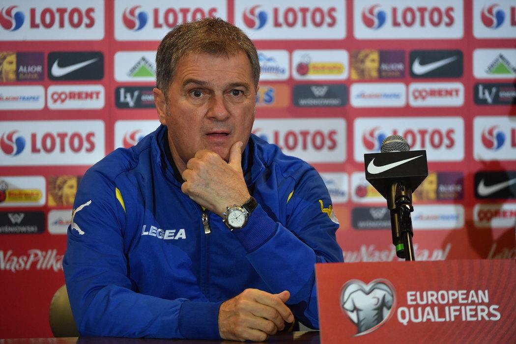 Tumbaković sutra saopštava spisak za start Lige nacija