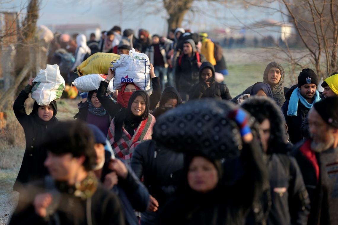 Turska pušta migrante, 500 ljudi se od jutros dočepalo grčkih ostrva