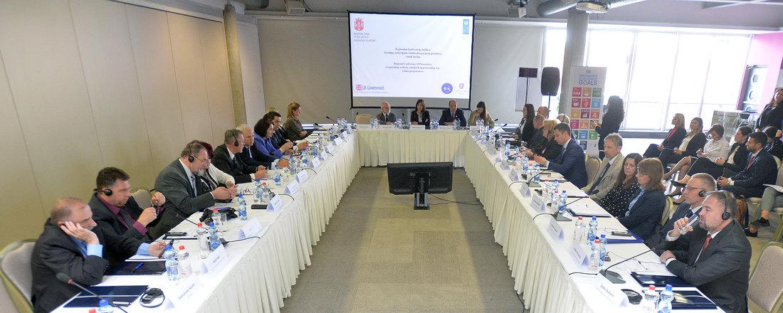 Tužioci iz regiona u Beogradu o saradnji na ratnim zločinima