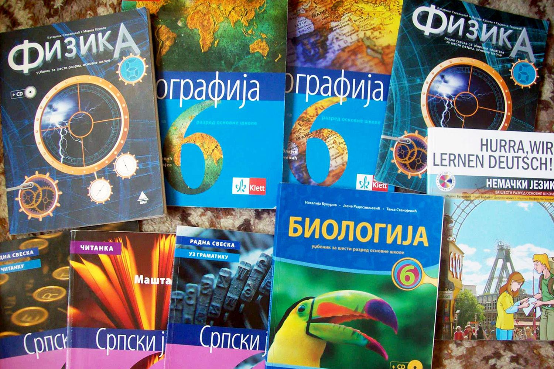 Potreban konsenzus oko nacionalnih sadržaja u udžbenicima
