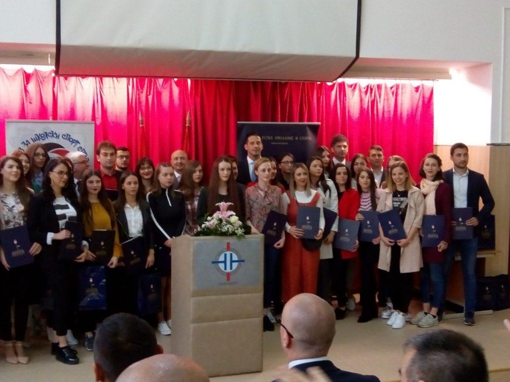 Ministar Udovičić : Ovi mladi ljudi postavili nove standarde i granice, naše je da ih ispratimo